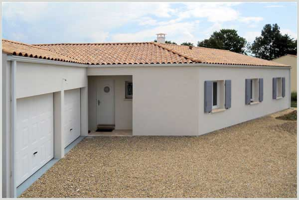 Construction de maison en Charente-Maritime par Art Construction