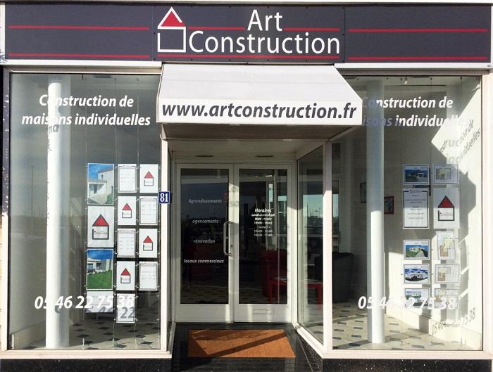 Agence de construction à Royan